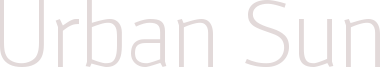 www.urbansun.co.uk Logo